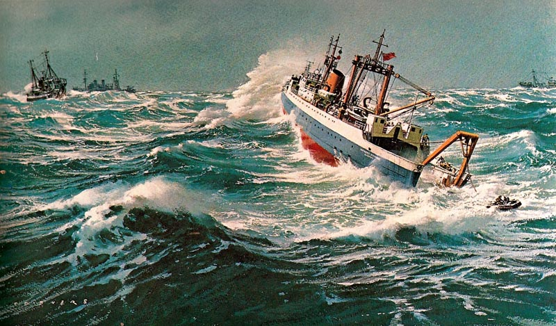 American Society of Marine Artists - ASMA Hall of Fame Gallery